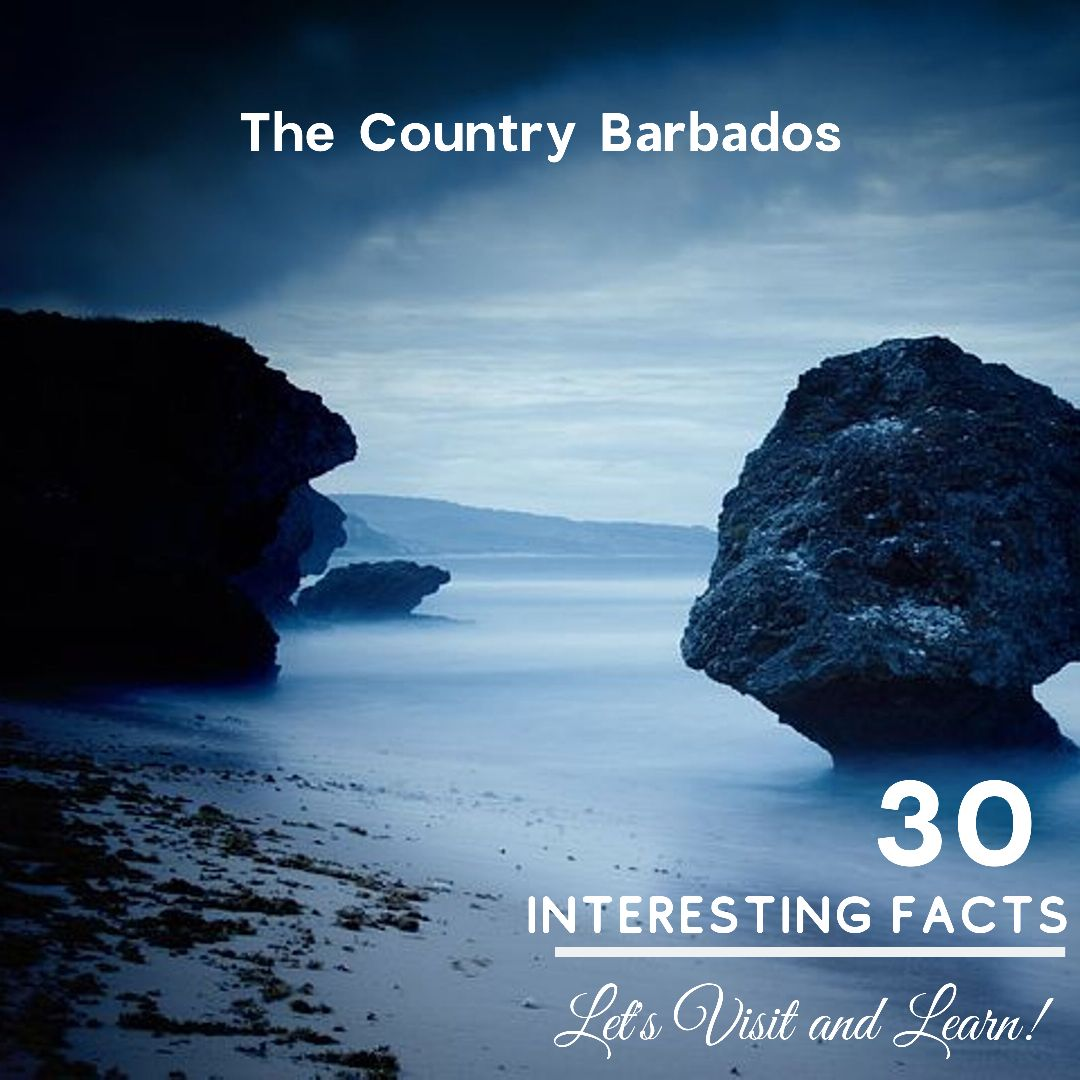 30 interesting facts about Barbados
