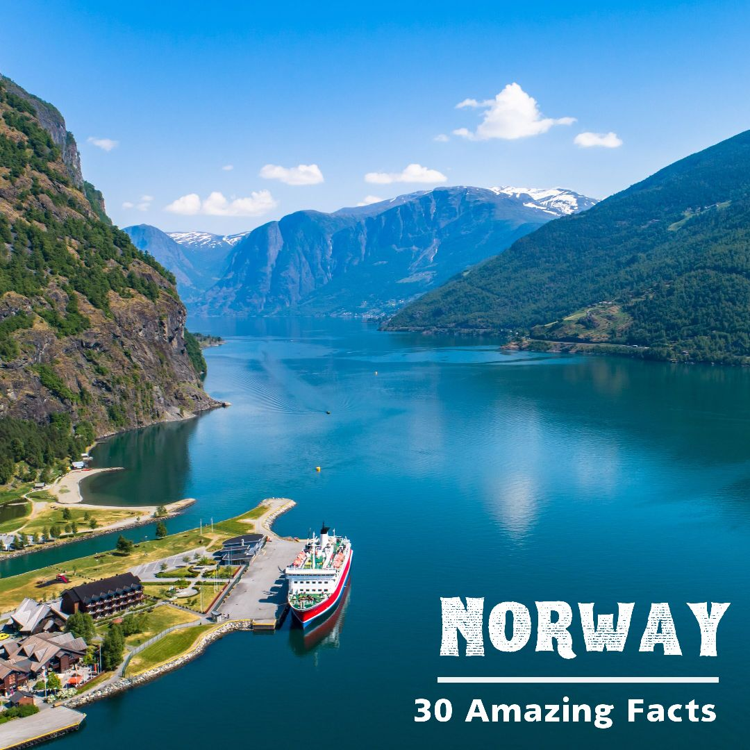 30 interesting facts about Norway