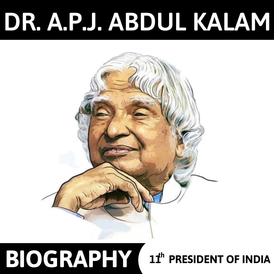Dr A.P.J.Abdul Kalam- Biography | Essay 800+ Words