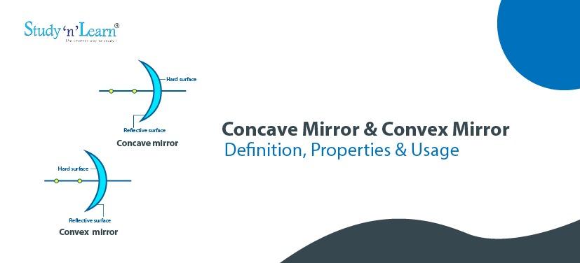 Concave Mirror & Concave Mirror - Definition, Properties & Usage