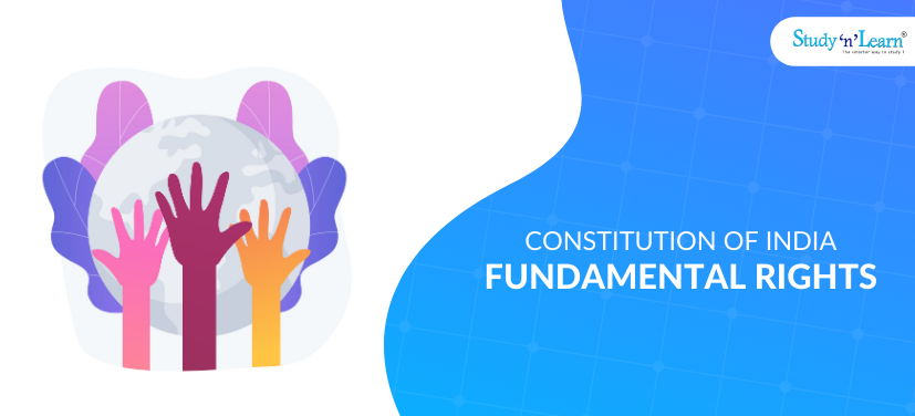 Six Fundamental Rights (Article 12-35) - List of Fundamental Rights in India