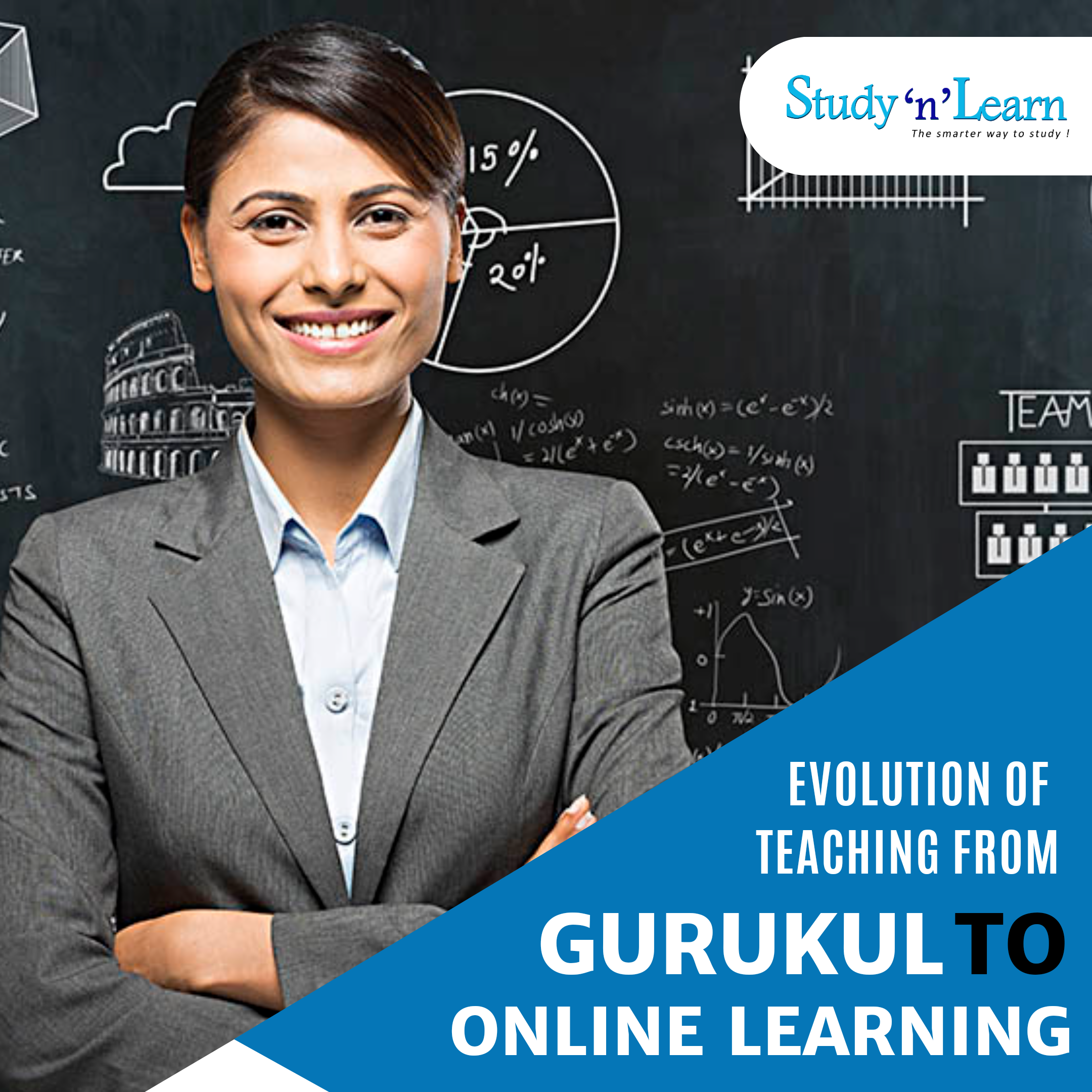 How Teaching Has Evolved from Gurukul to Online Learning