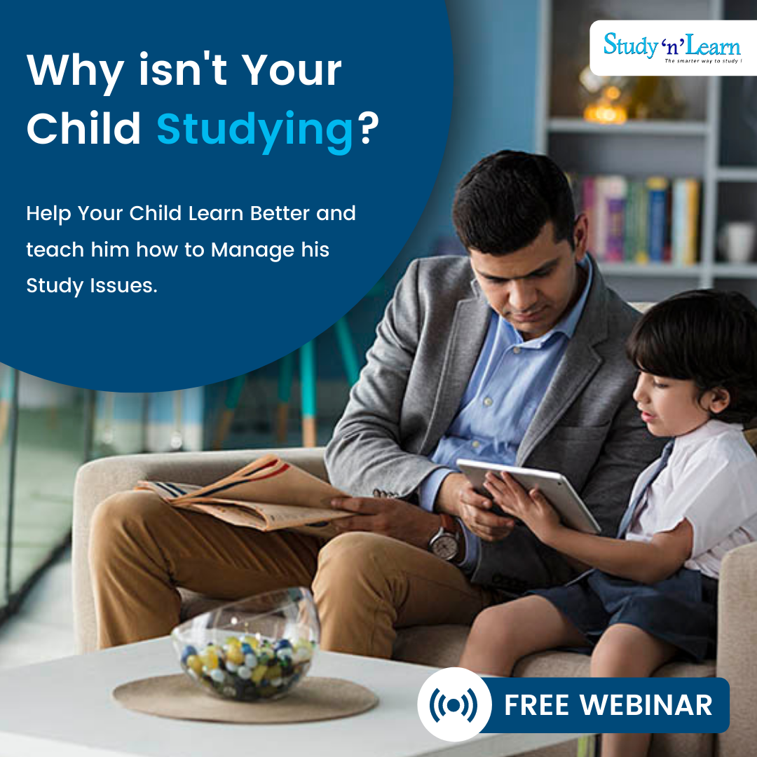 Know the Challenges Your Child might be Facing - Studynlearn Parenting Webinar