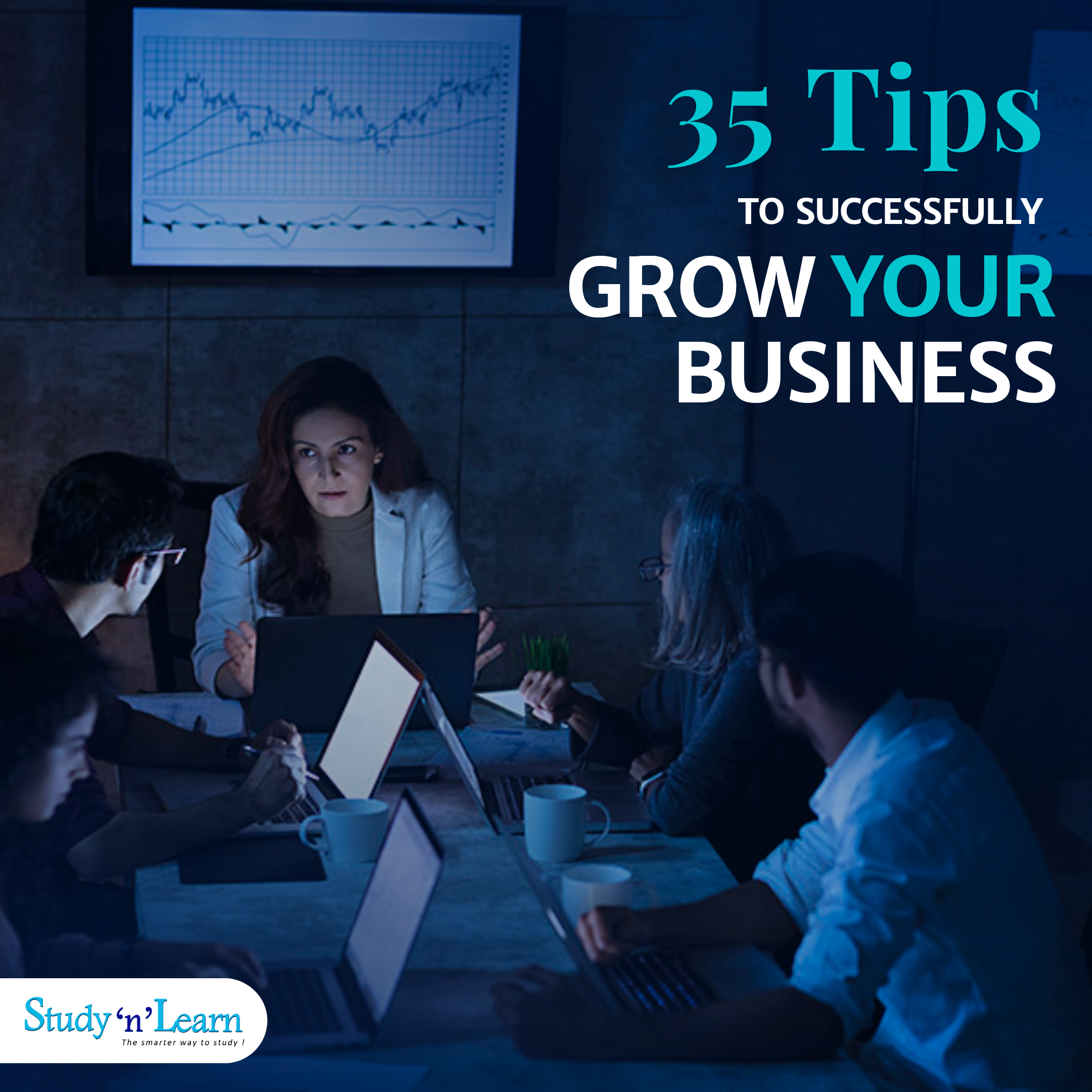 35 Tips to Successfully Grow Your Business Online (2020)